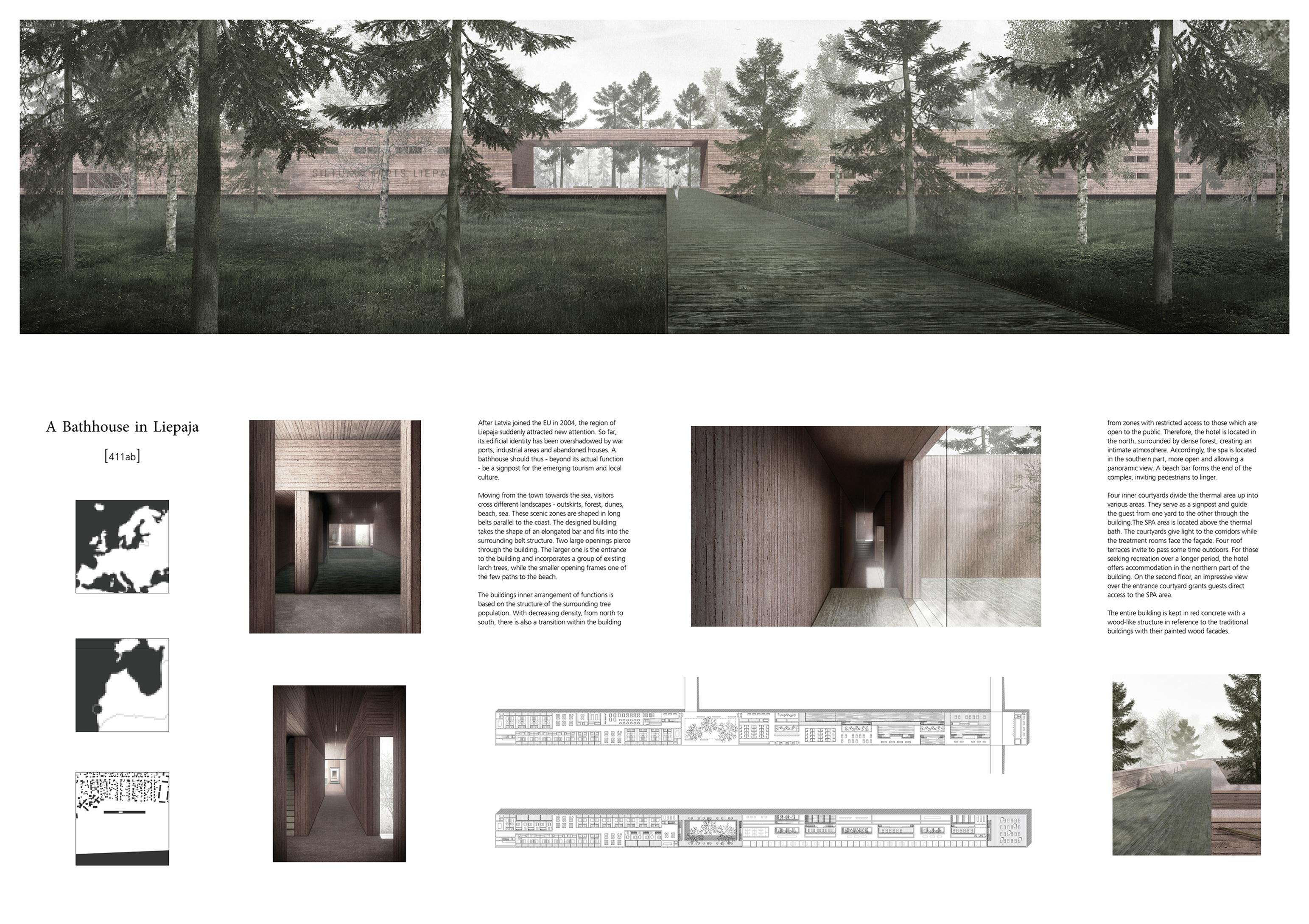 A Bathhouse in Liepaja Board
