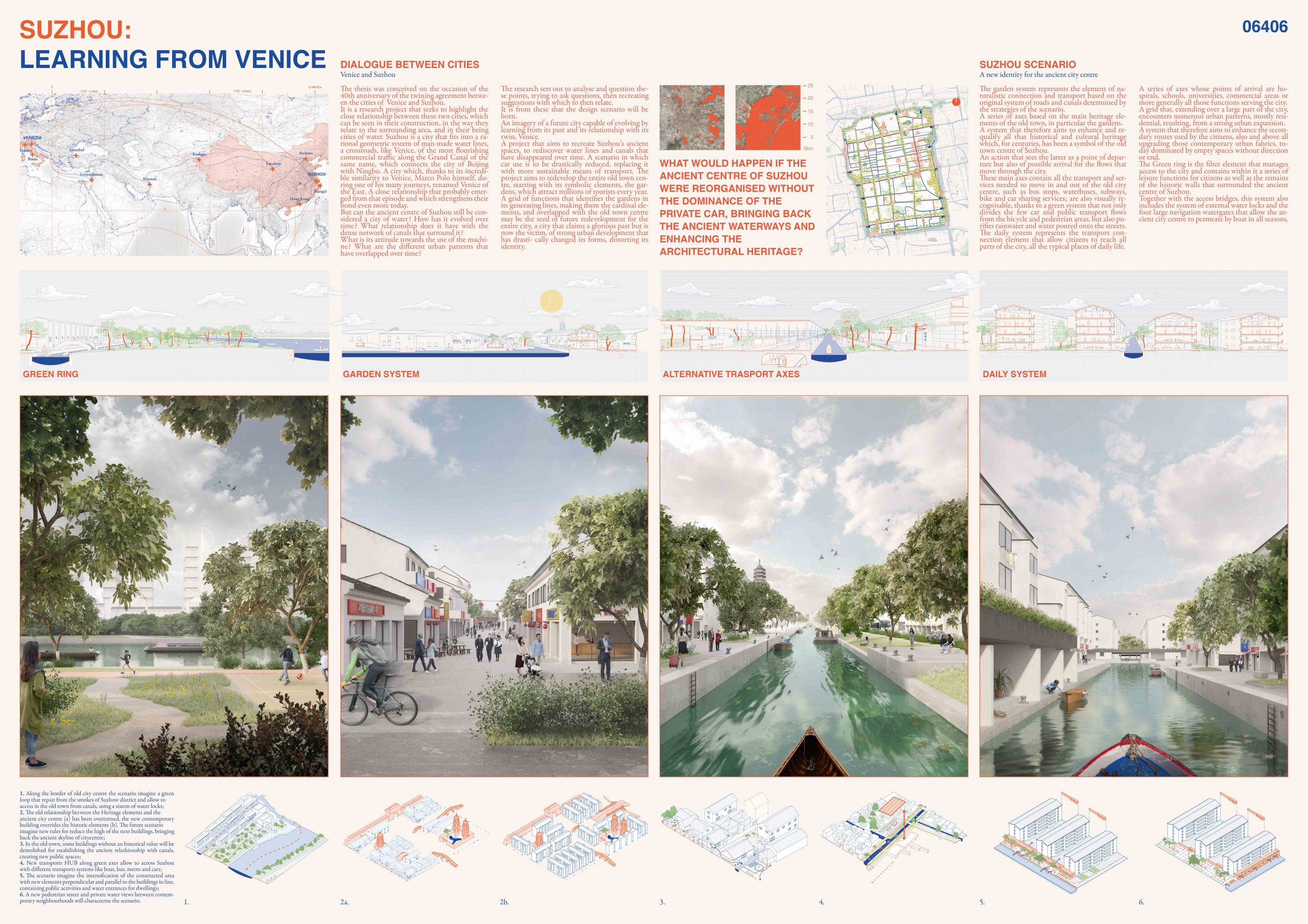 Suzhou: Learning from Venice Board