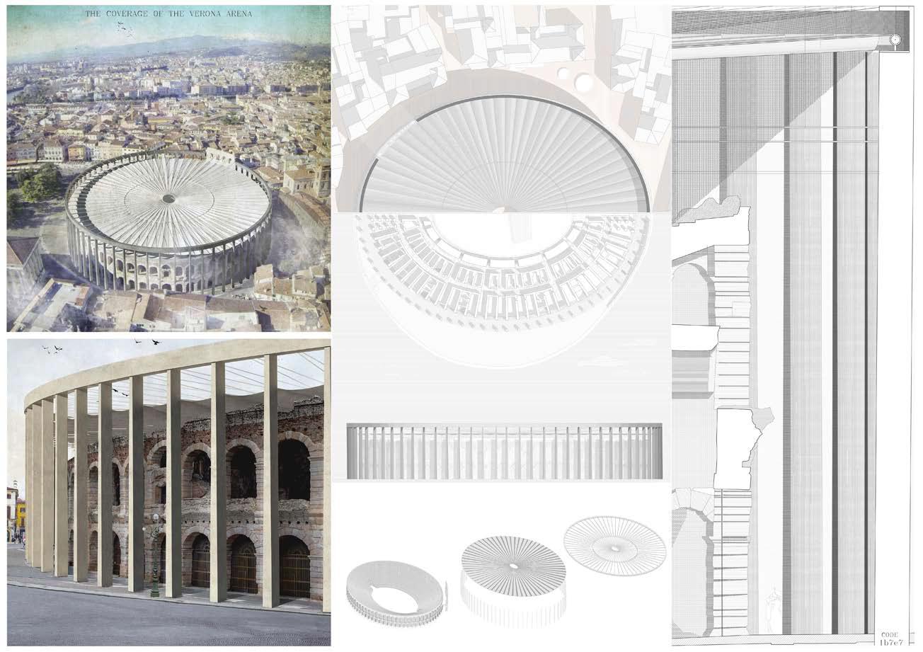 The coverage of the Verona Arena Board
