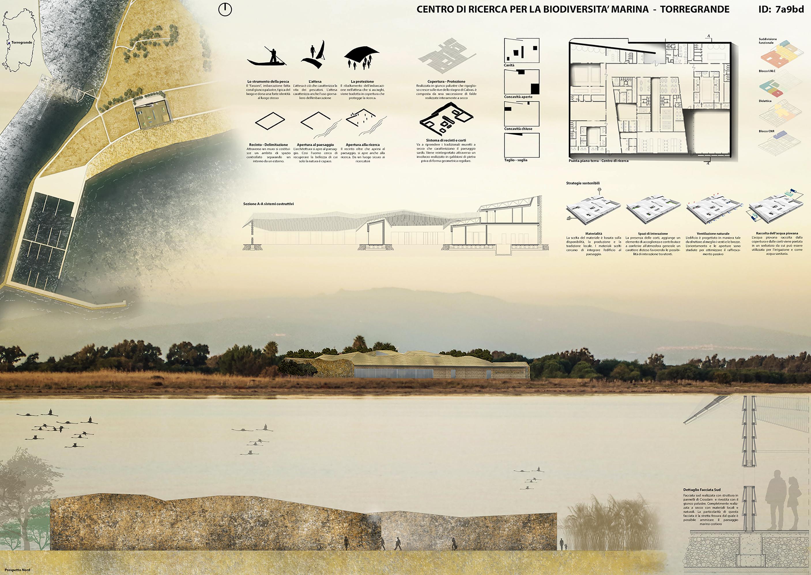 Centro di ricerca per la biodiversità Marina – Torregrande Board