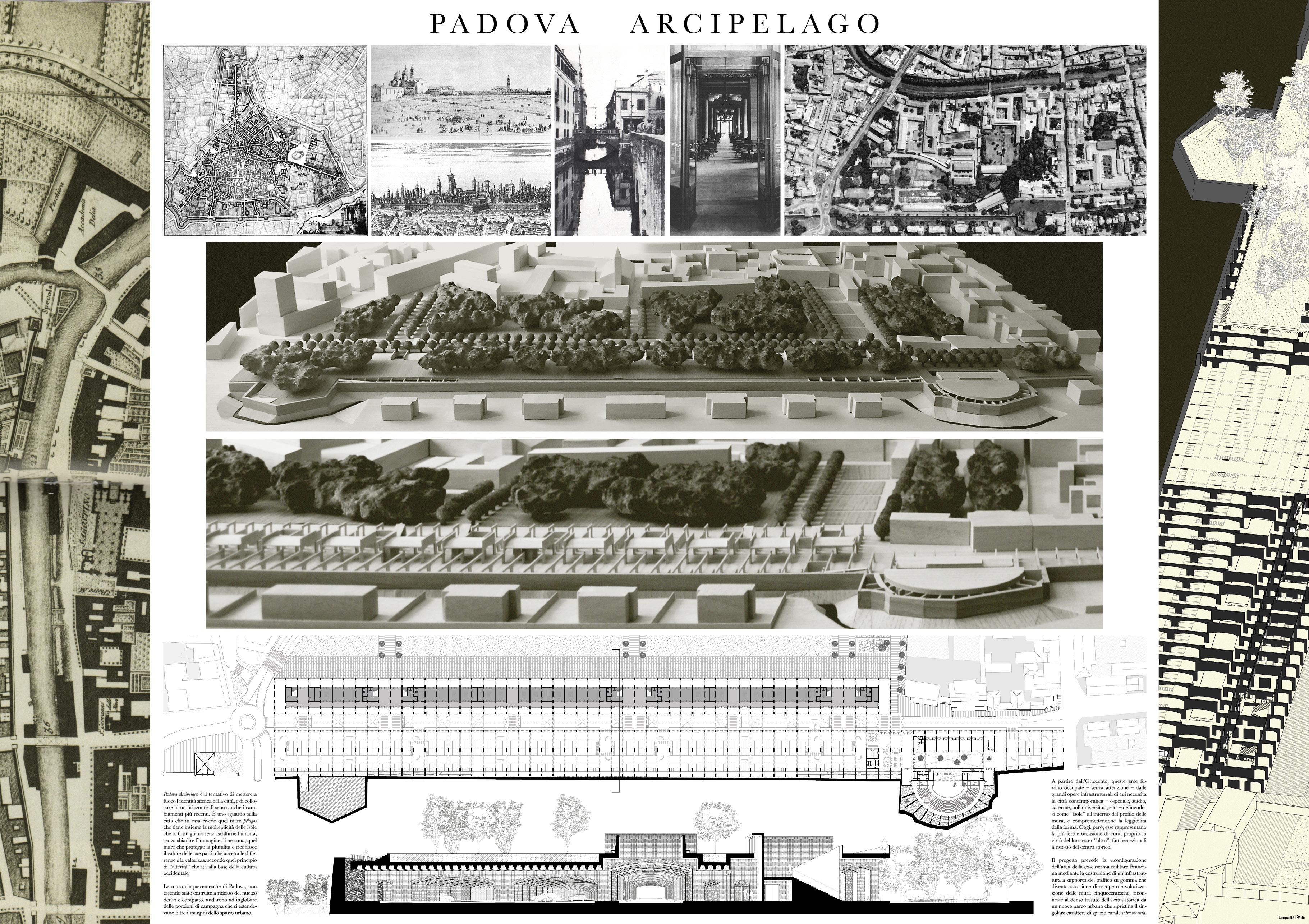 PADOVA ARCIPELAGO Board