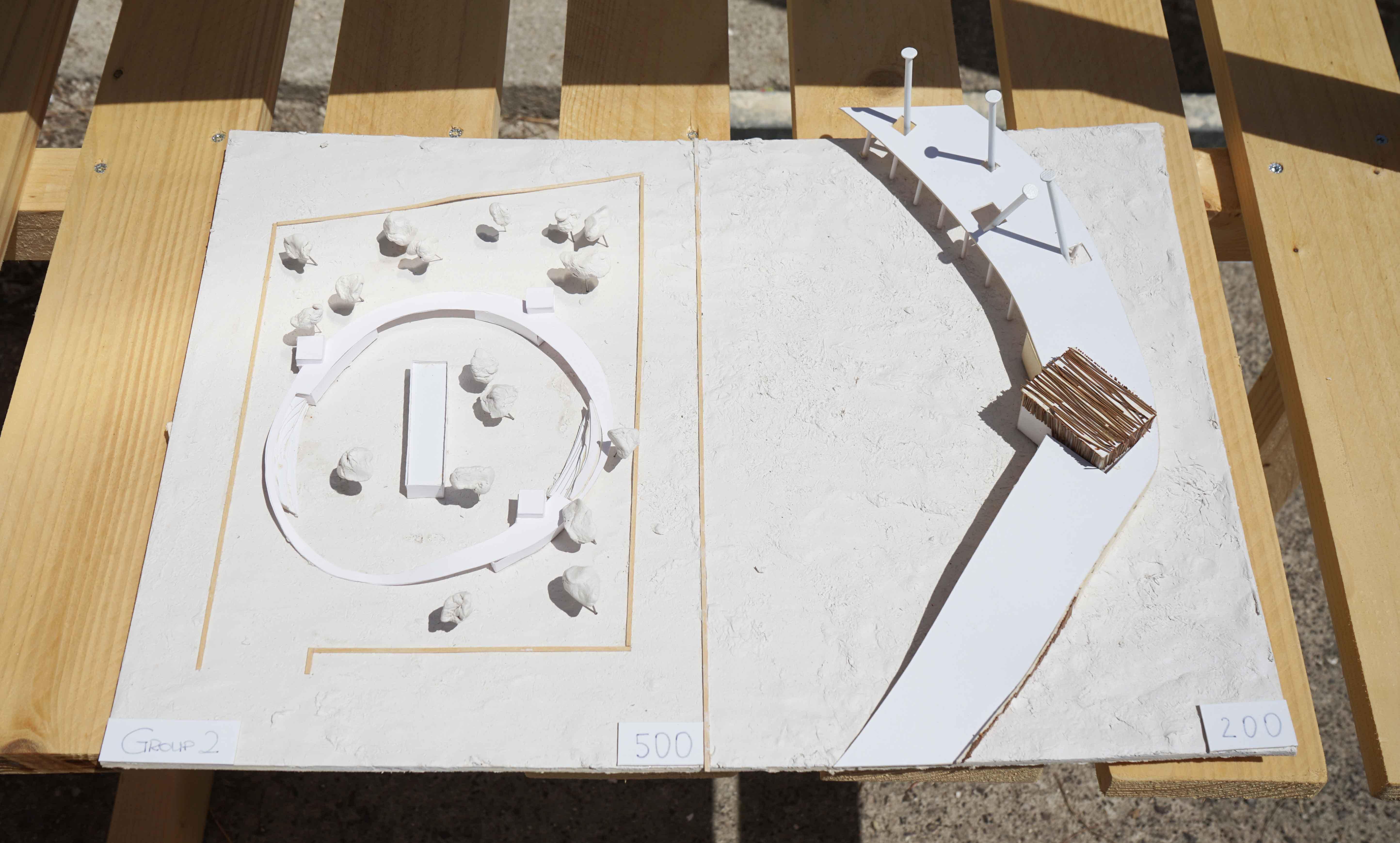 IAHsummer2019 - wooden ellipse