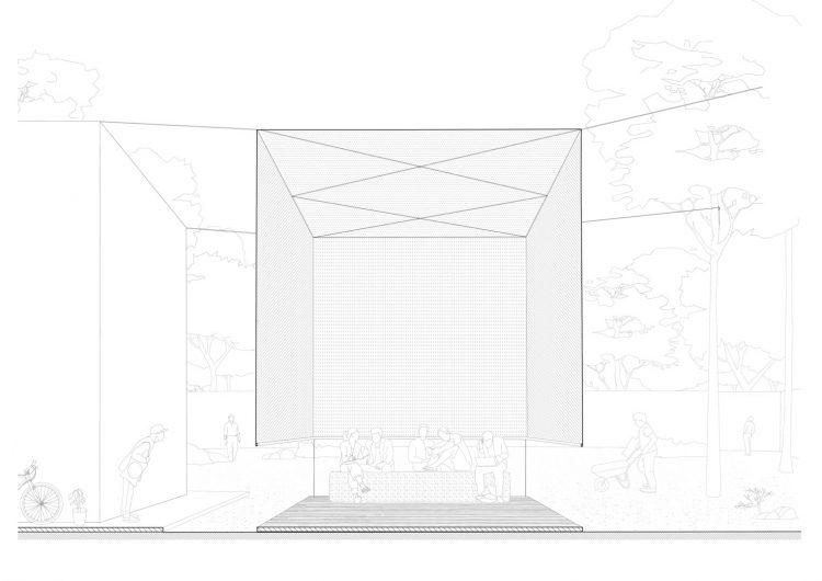 WHITE EXTENSION - SCC2015 Self Construction Installation