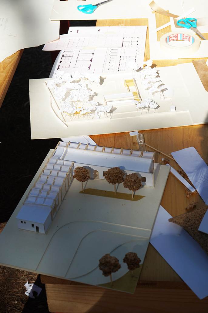 Architectural design workshop - IAHsummer19