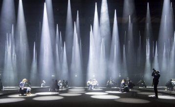 Forest of Light, Sou Fujimoto, COS installation, Milan 2016