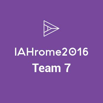 Group logo of IAHrome16 - Team 7