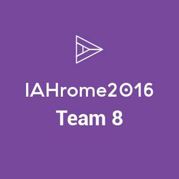 Group logo of IAHrome16 - Team 8