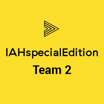 Group logo of IAHspecialEdition - Team2