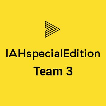 Group logo of IAHspecialEdition - Team3