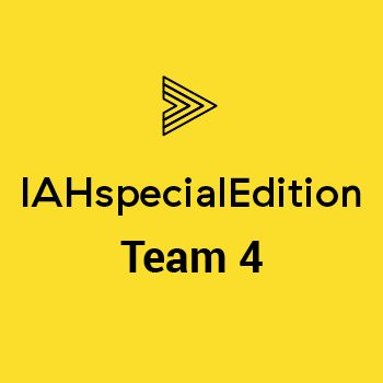 Group logo of IAHspecialEdition - Team4